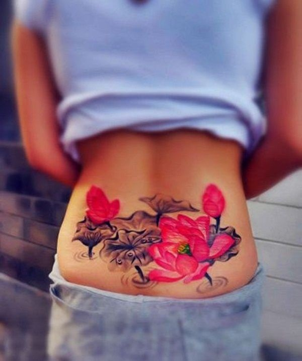 Exclusive Lower Back Tattoo Designs