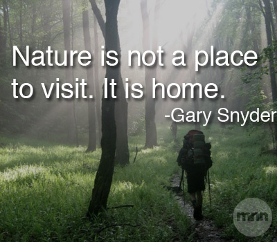 Exclusive Nature Quotations