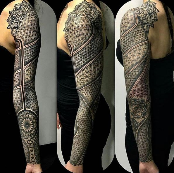 Exclusive Sleeve Tattoos