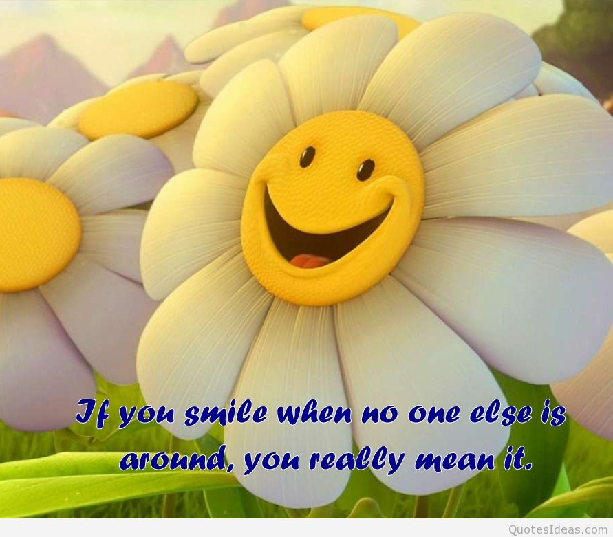 Exclusive Smile Sayings