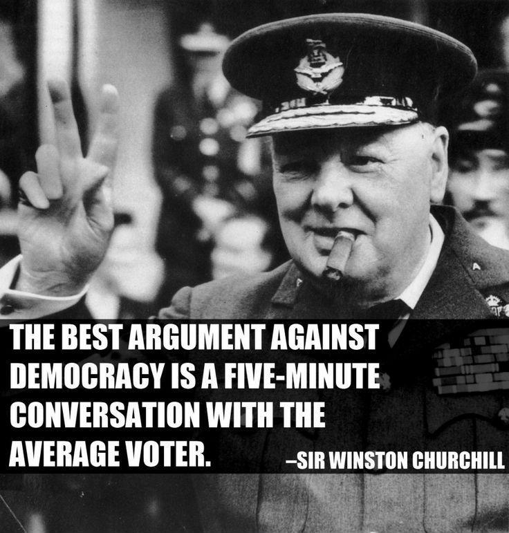 Exclusive Winston Churchill Quotes