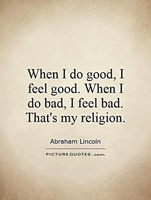 Extreme Abraham Lincoln Quotations and Quotes