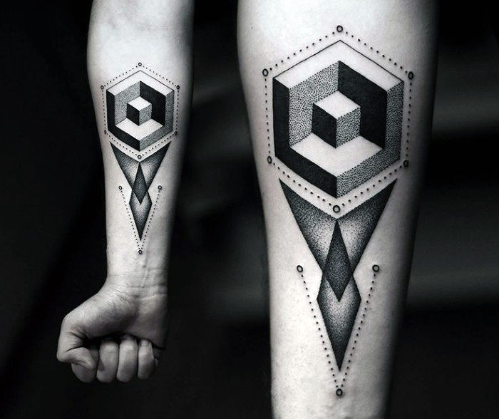 Extreme Abstract Tattoos Designs