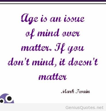 Extreme Age Quotations and Sayings