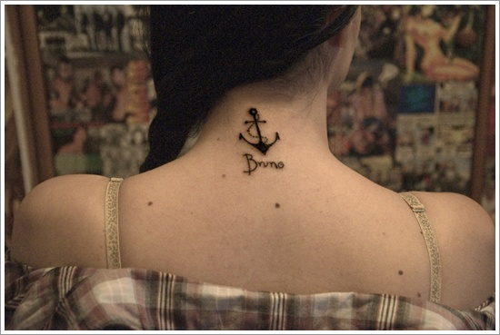 Extreme Anchor Tattoo