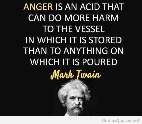 Extreme Anger Quotations