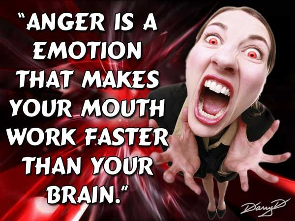 Extreme Anger Sayings