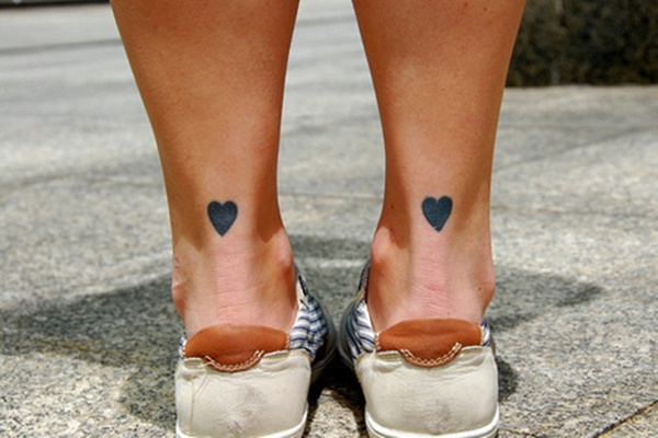 Extreme Ankle Tattoos Designs