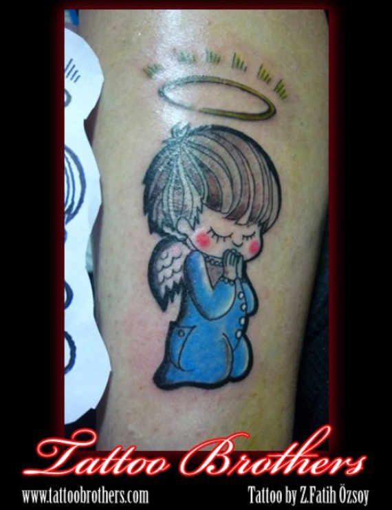 Extreme Baby Tattoo Designs