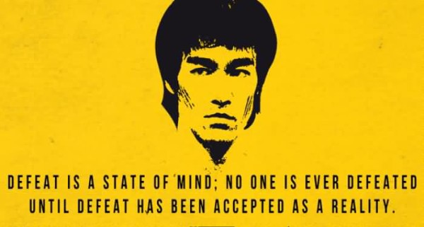Extreme Bruce Lee Quotation and Sayings