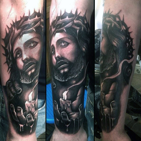 Extreme Christian Tattoos