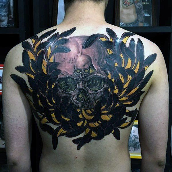 Extreme Cover Up Tattoo
