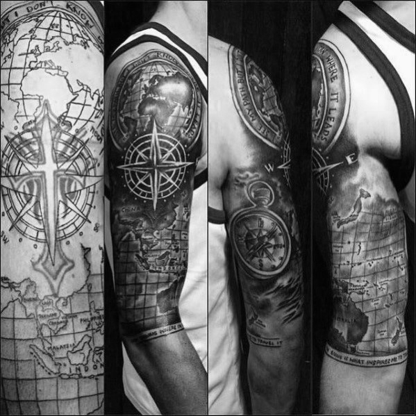 Extreme Cover Up Tattoos