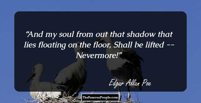 Extreme Edgar Allan Quotation and Sayings