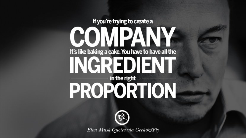 Extreme Elon Musk Quotations