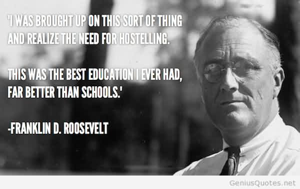 Extreme Franklin D Roosevelt Quotes