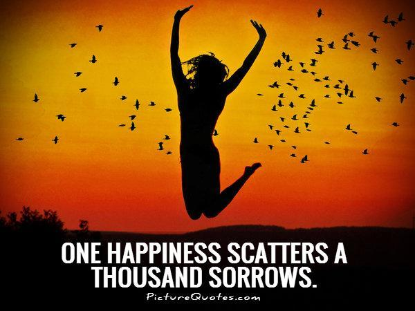 Extreme Happiness Quotations