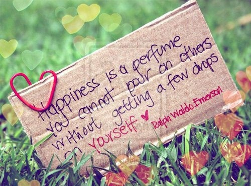 Extreme Happiness Quotes