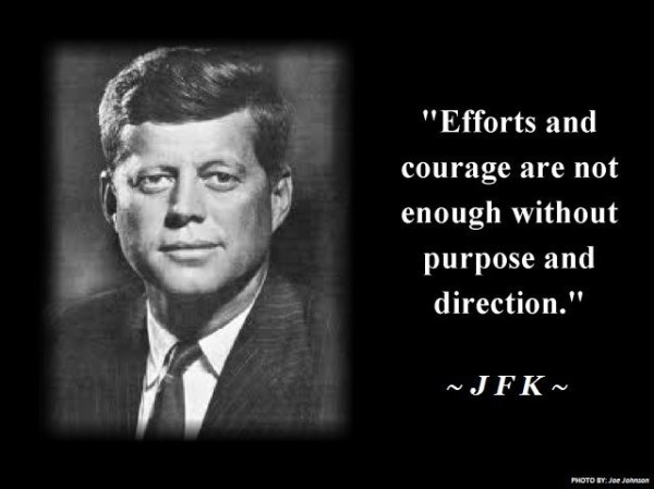 Extreme John F. Kennedy Quotations