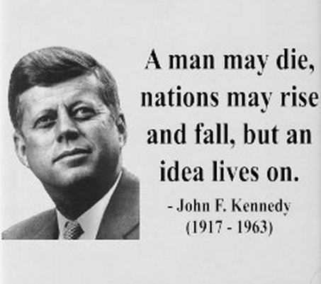 Extreme John F. Kennedy Quotes