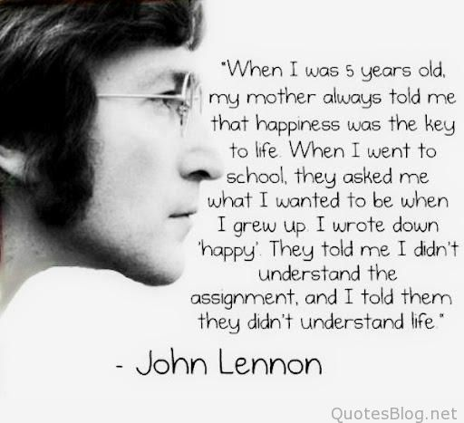 Extreme John Lennon Quotations