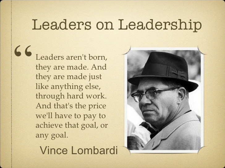 Extreme Leader Quotes