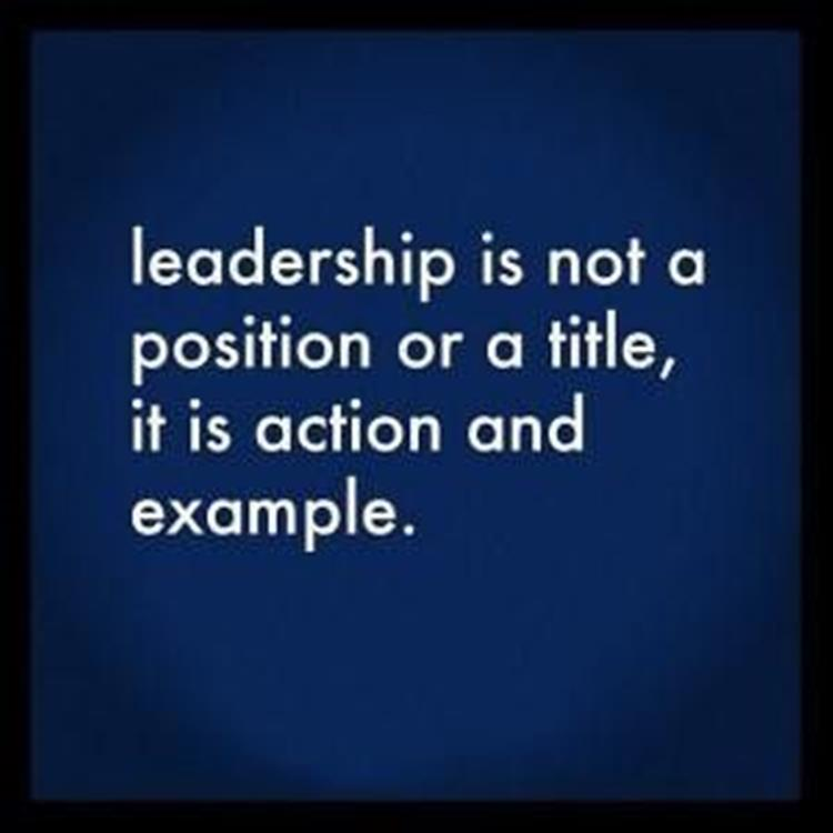 Extreme Leadership Quotations and Quotes
