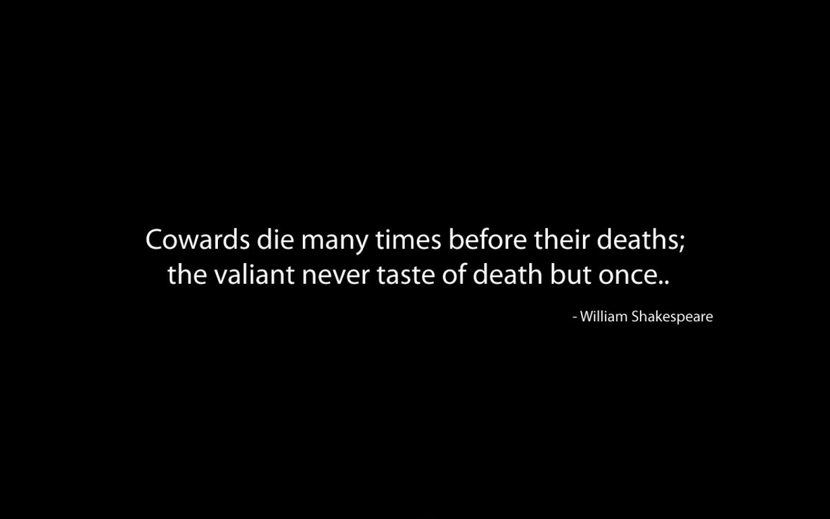 Extreme William Shakespeare Quotations and Sayings