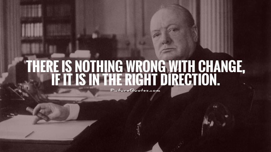 Extreme Winston Churchill Quotations