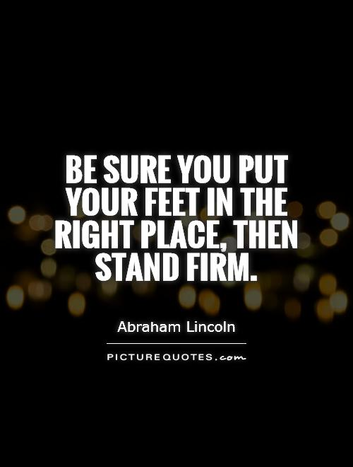 Fabulous Abraham Lincoln Quotations and Quotes
