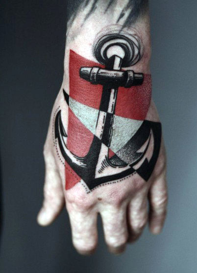 Fabulous Abstract Tattoos Designs