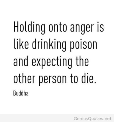 Fabulous Anger Quotation