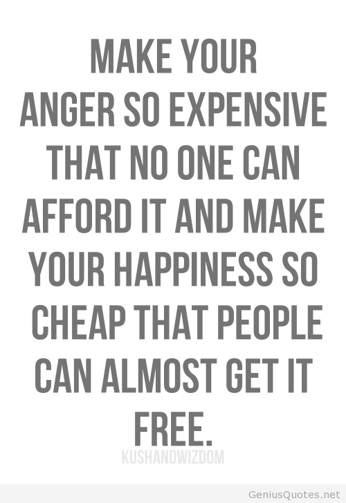 Fabulous Anger Sayings