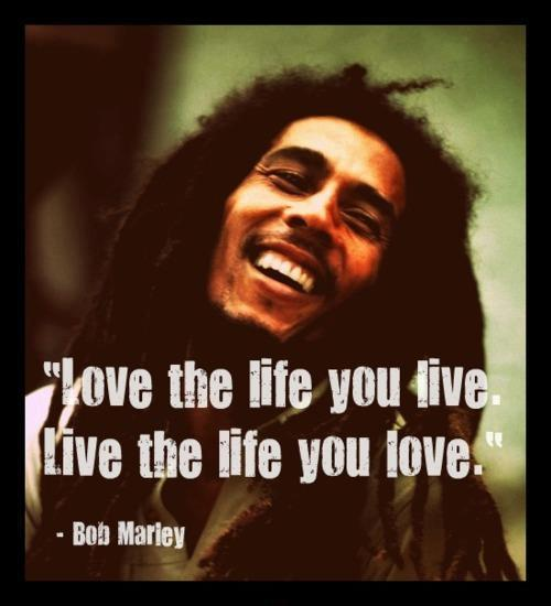 Fabulous Bob Marley Quotations and Sayings