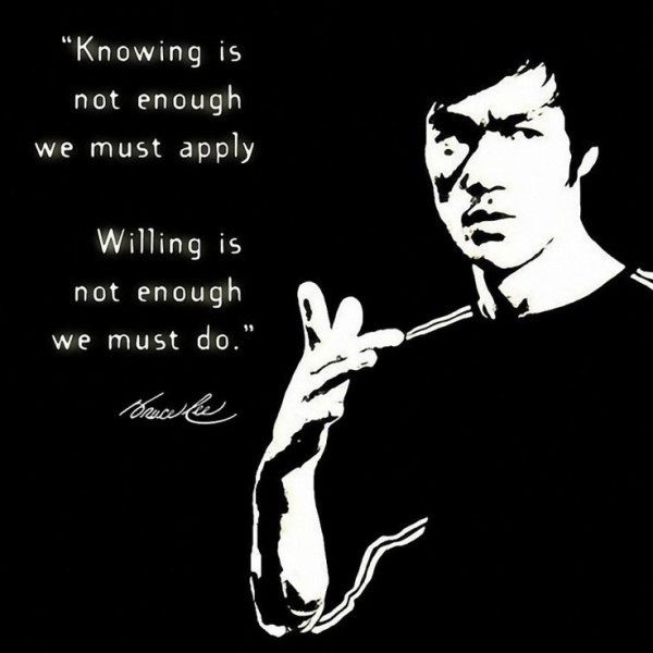Fabulous Bruce Lee Quotations and Sayings
