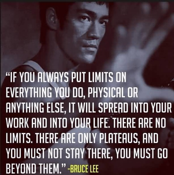 Fabulous Bruce Lee Quotes