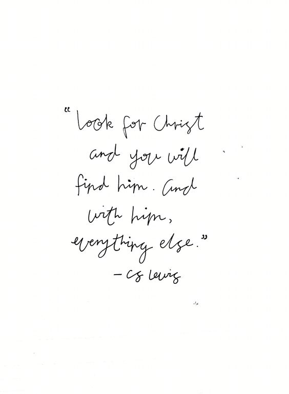 Fabulous C.S. Lewis Quotations and Sayings