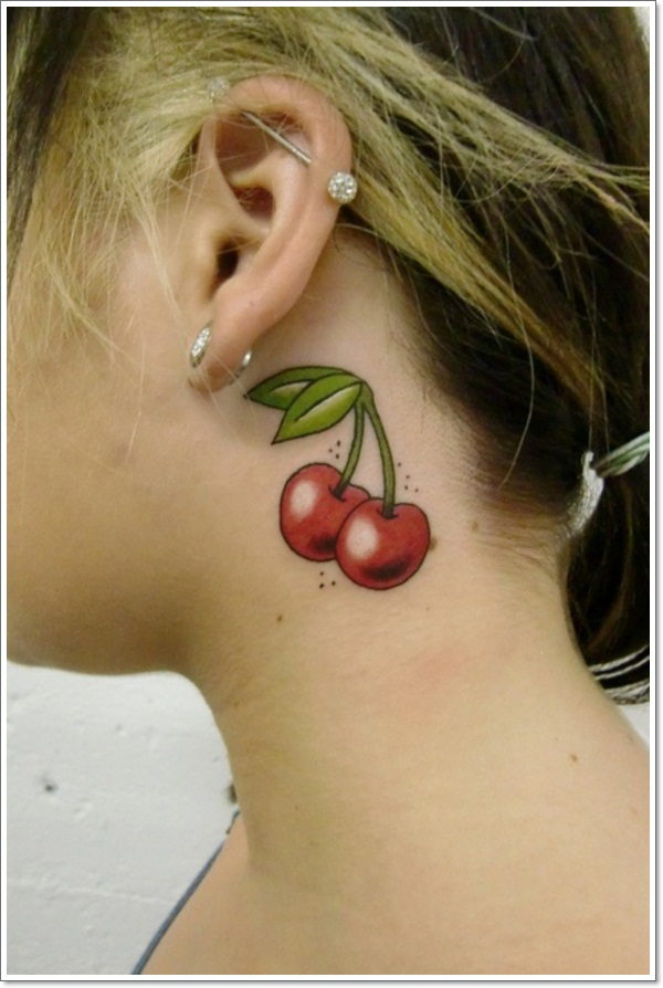 Fabulous Cherry Tattoos
