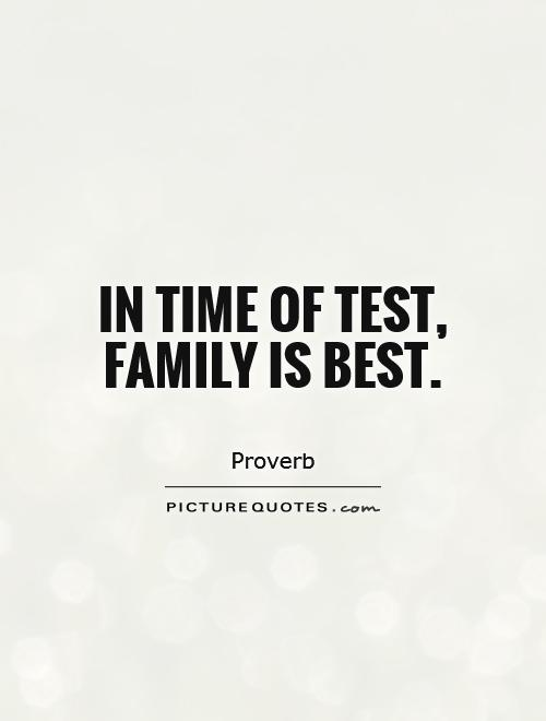 Fabulous Family Quotations and Sayings