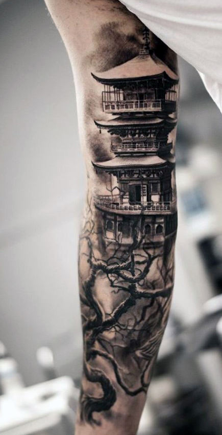61 Coolest Forearm Tattoos Designs and Ideas Will Twist Your Brain