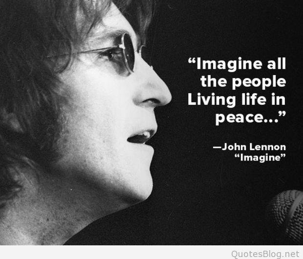 Fabulous John Lennon Sayings