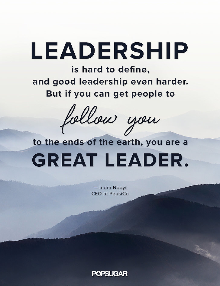 Fabulous Leadership Quotes