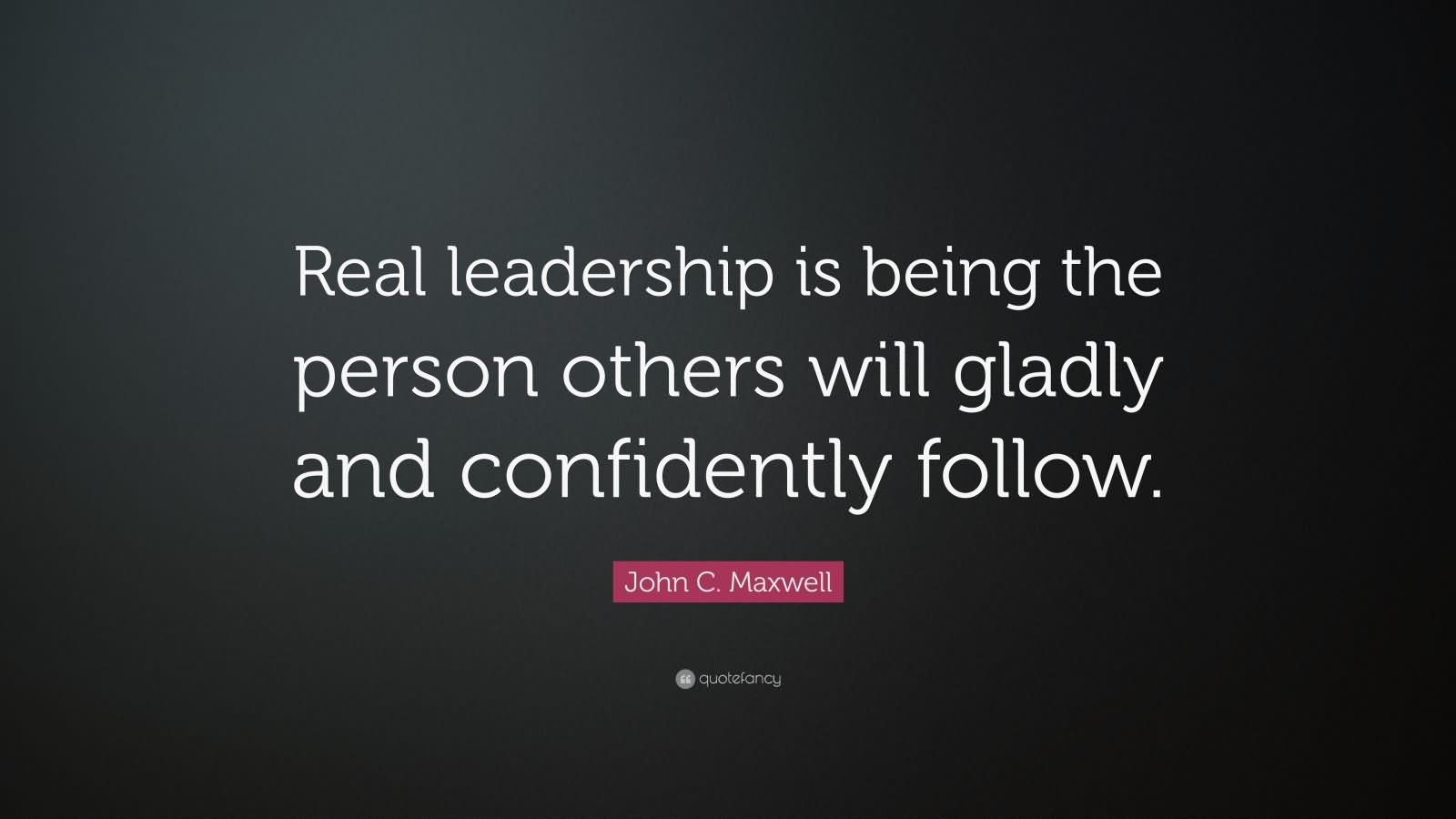 Fabulous Leadership Sayings