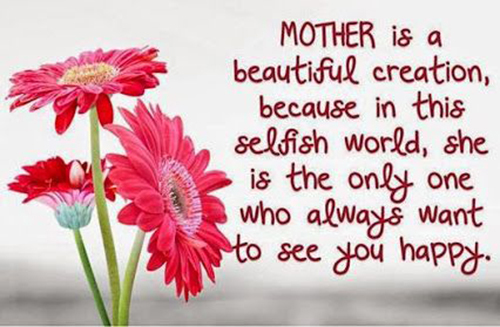 Fabulous Mother Quotes