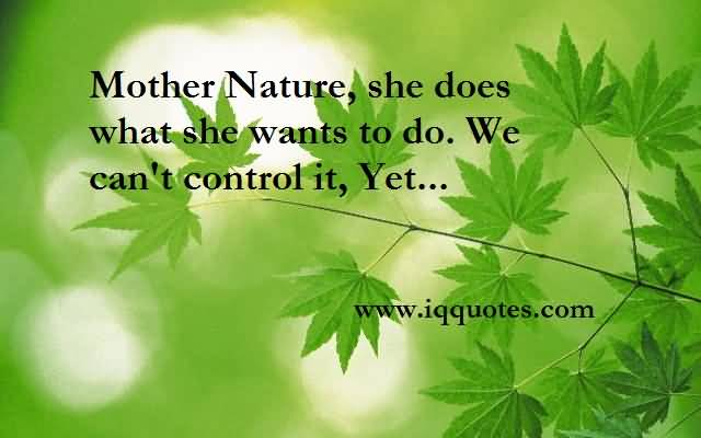 Fabulous Nature Quotations and Quotes