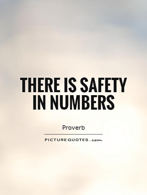 Fabulous Safety Quotations and Quotes