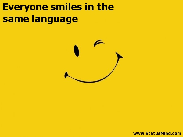 Fabulous Smile Quotations