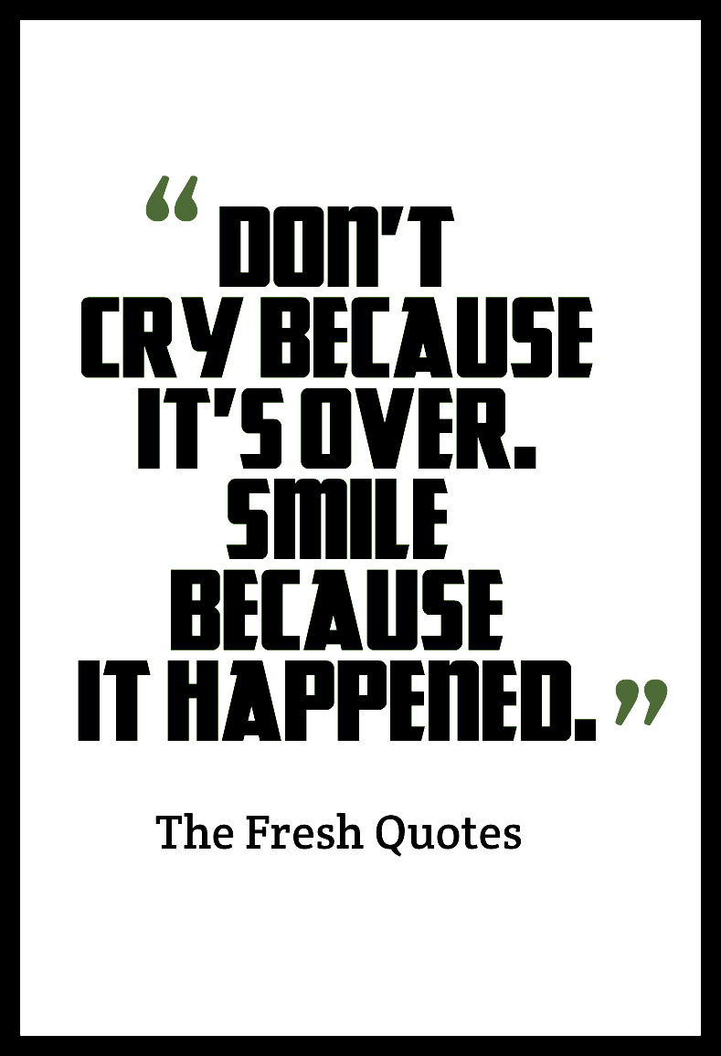 Fabulous Smile Quotes