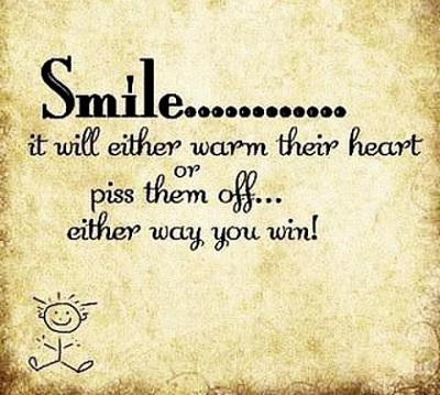 Fabulous Smile Sayings