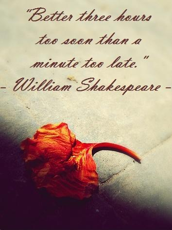 Fabulous William Shakespeare Quotations and Sayings